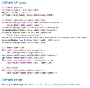 Adwords-scripts